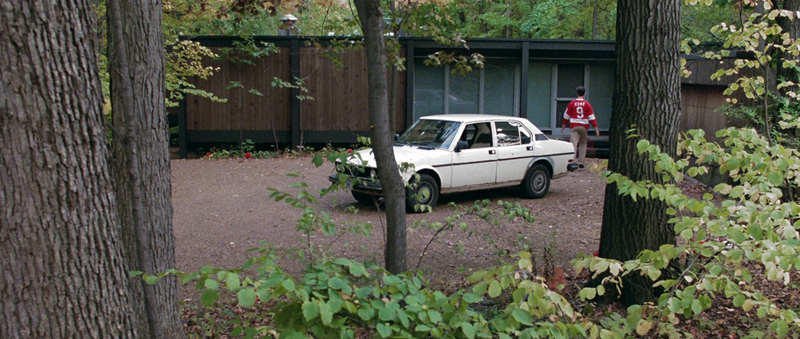 FERRIS BUELLER'S DAY OFF Cameron's House