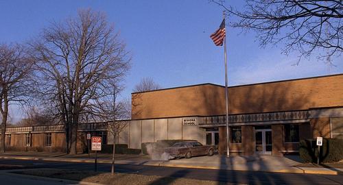 UNCLE BUCK Maizy School