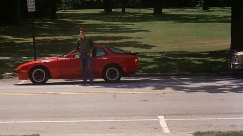SIXTEEN CANDLES Jake Ryan