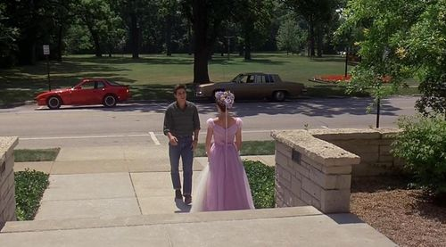 SIXTEEN CANDLES Jake Ryan Church