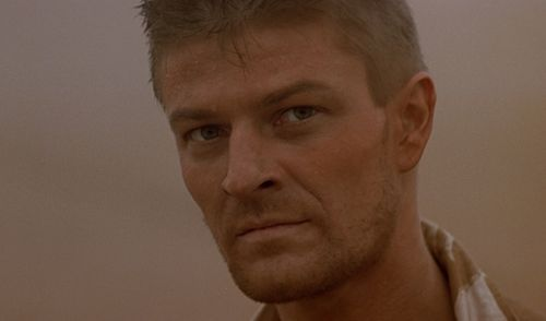 PATRIOT GAMES Sean Bean