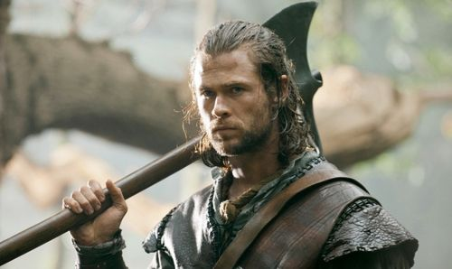 SNOW WHITE AND THE HUNTSMAN Still 2