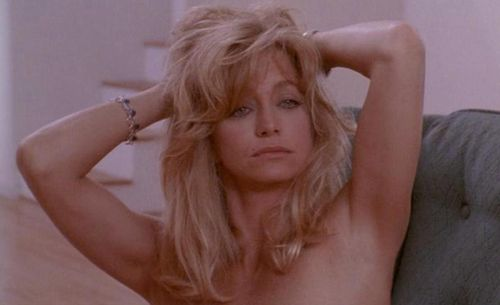 HOUSESITTER Goldie Hawn