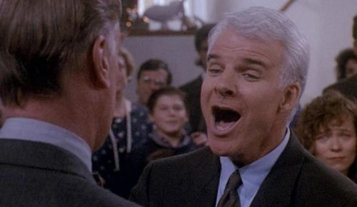 HOUSESITTER Steve Martin Singing