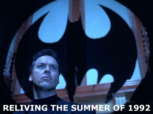 BATMAN RETURNS Bruce Wayne 1