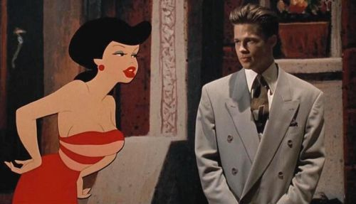 COOL WORLD Brad Pitt