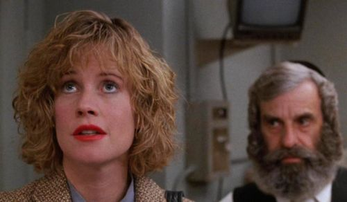 A STRANGER AMONG US Melanie Griffith Cop