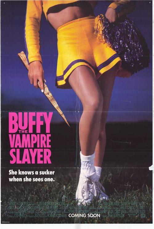 BUFFY THE VAMPIRE SLAYER Teaser poster