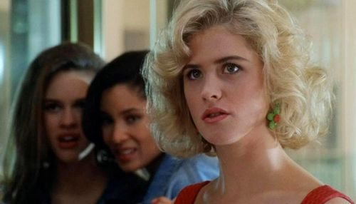 BUFFY THE VAMPIRE SLAYER 1992 Kristy Swanson Mall