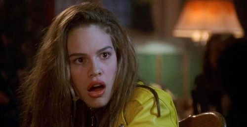 BUFFY THE VAMPIRE SLAYER 1992 Hilary Swank