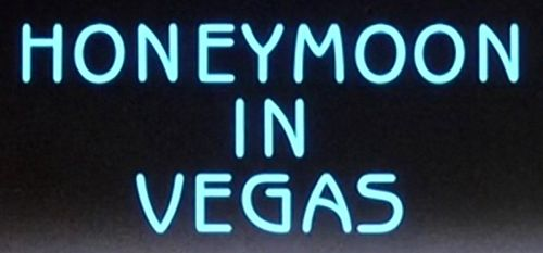 HONEYMOON IN VEGAS Title