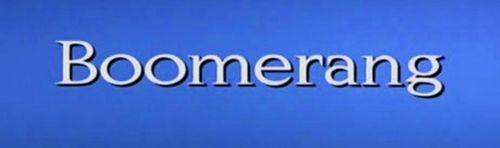 BOOMERANG Title