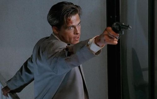 COOL WORLD Brad Pitt Gun