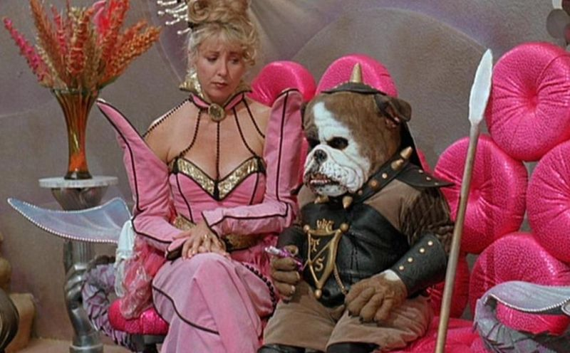 MOM AND DAD SAVE THE WORLD Teri Garr