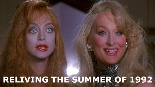 DEATH BECOMES HER Goldie Hawn Meryl Streep