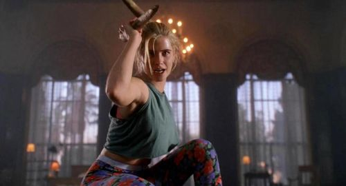 BUFFY THE VAMPIRE SLAYER 1992 Kristy Swanson Stake
