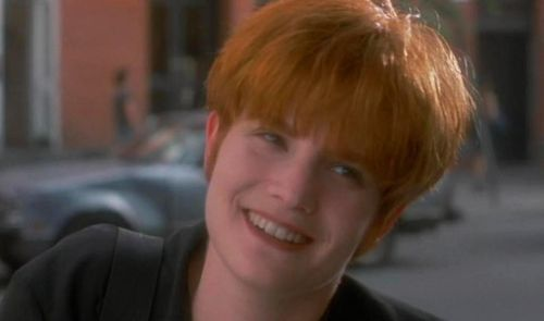 SINGLE WHITE FEMALE Jennifer Jason Leigh Red Hair