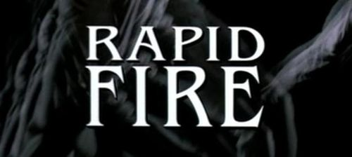 RAPID FIRE Main Title