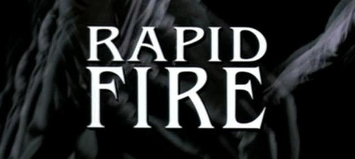 RAPID FIRE Main Title