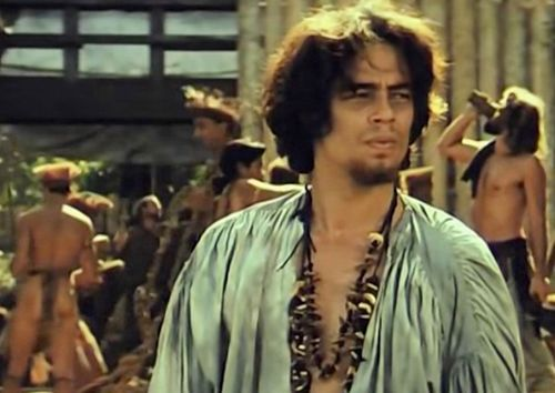 CHRISTOPHER COLUMBUS THE DISCOVERY Benicio Del Toro