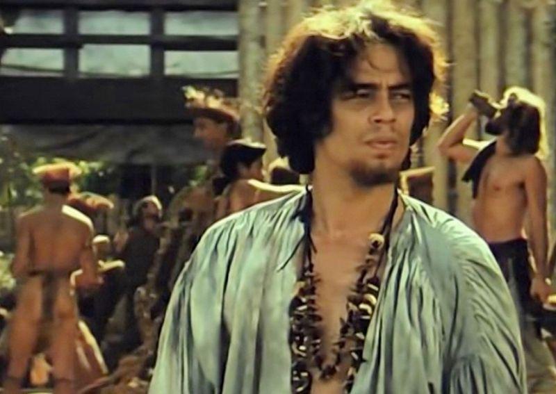 CHRISTOPHER COLUMBUS THE DISCOVERY Benicio Del Toro