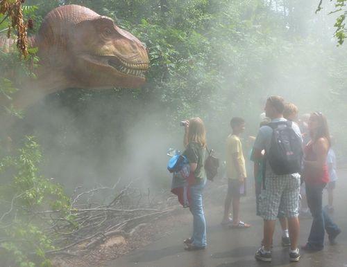 Minnesota Zoo Dinosaurs 11