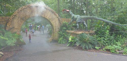 Minnesota Zoo Dinosaurs 2