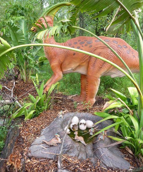 Minnesota Zoo Dinosaurs 6