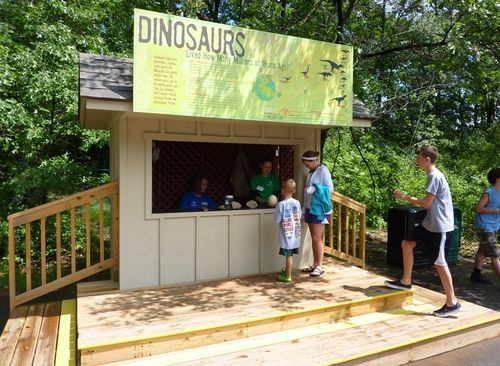 Minnesota Zoo Dinosaurs 17