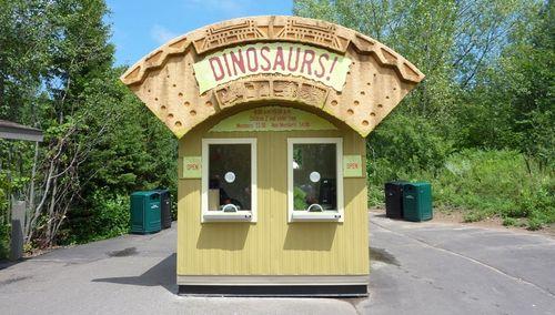 Minnesota Zoo Dinosaurs 26