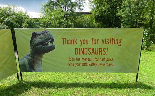 Minnesota Zoo Dinosaurs 28