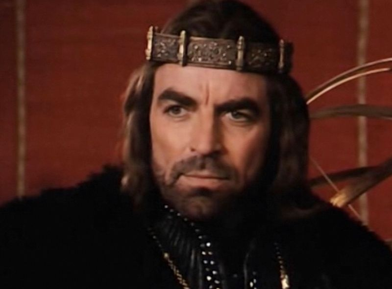CHRISTOPHER COLUMBUS THE DISCOVERY Tom Selleck