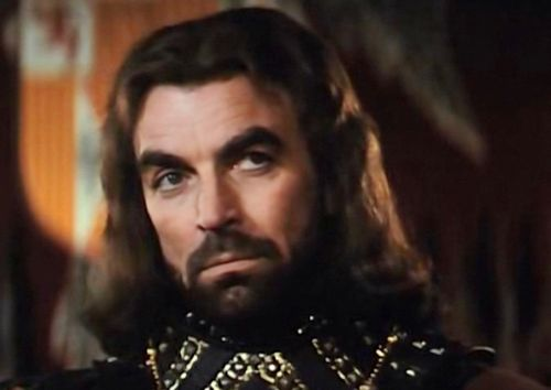 CHRISTOPHER COLUMBUS THE DISCOVERY Tom Selleck 2
