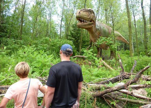 Minnesota Zoo Dinosaurs 4