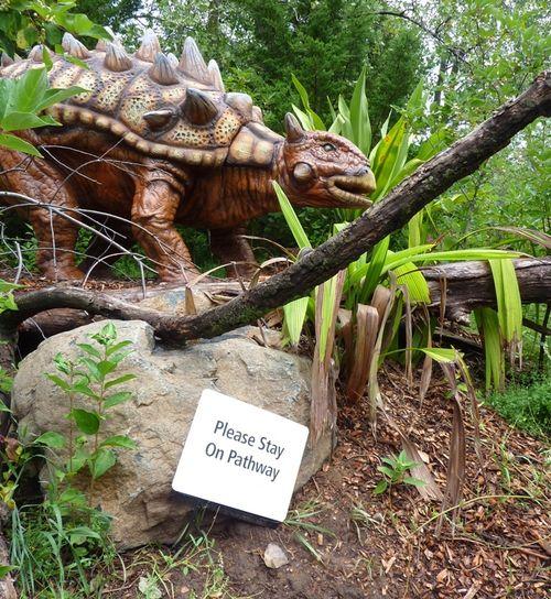 Minnesota Zoo Dinosaurs 5