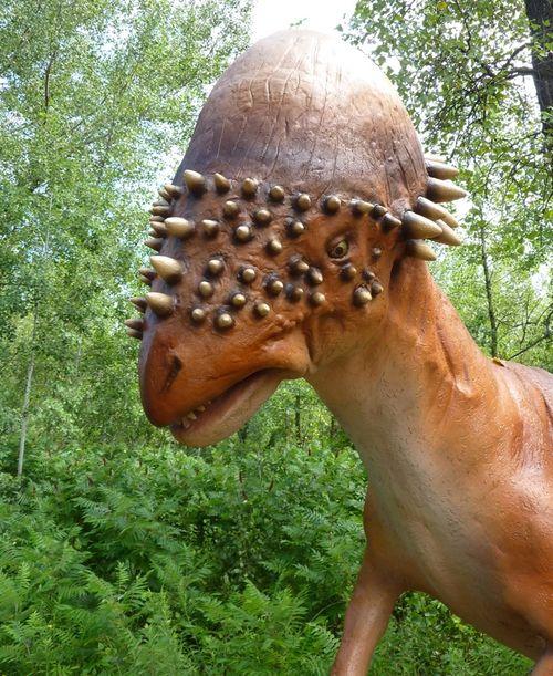 Minnesota Zoo Dinosaurs 8