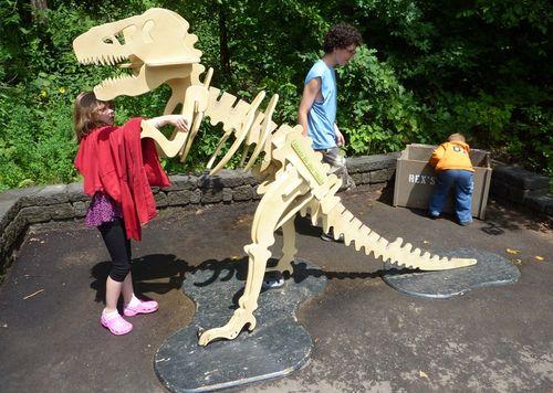 Minnesota Zoo Dinosaurs 16