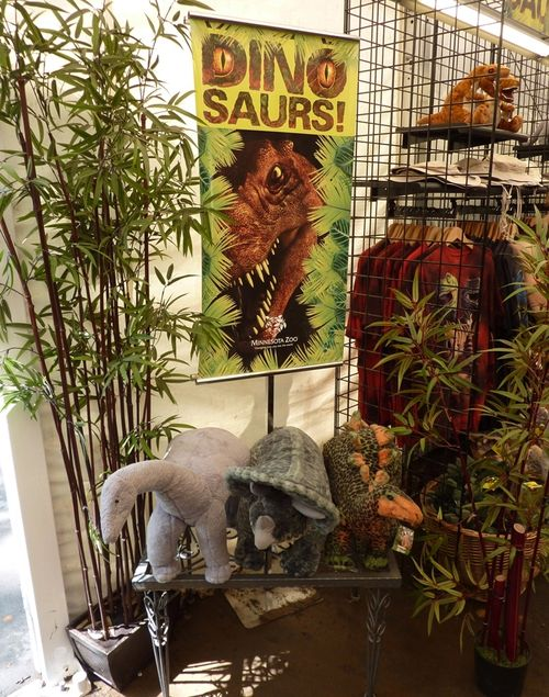 Minnesota Zoo Dinosaurs 23