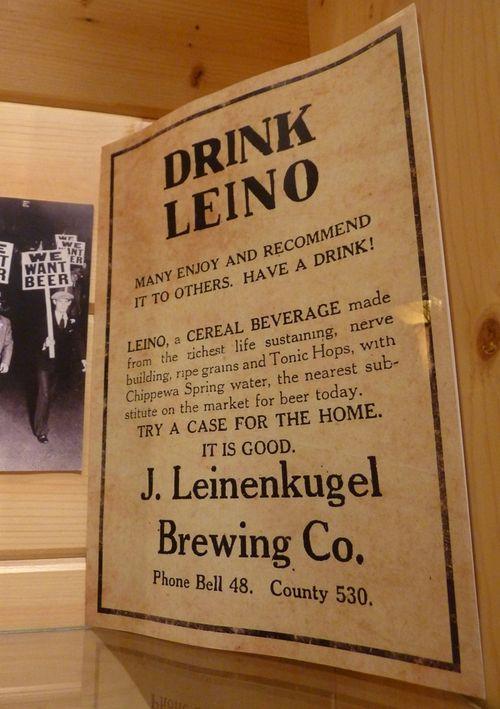 Leinenkugel's Leinie Lodge 8
