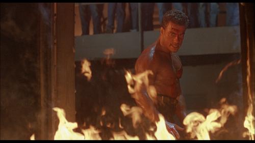 DEATH WARRANT Jean-Claude Van Damme