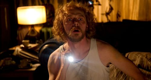A FANTASTIC FEAR OF EVERYTHING Simon Pegg