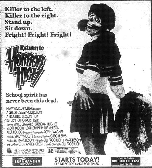 Minnesota Movie Ads 1987 13