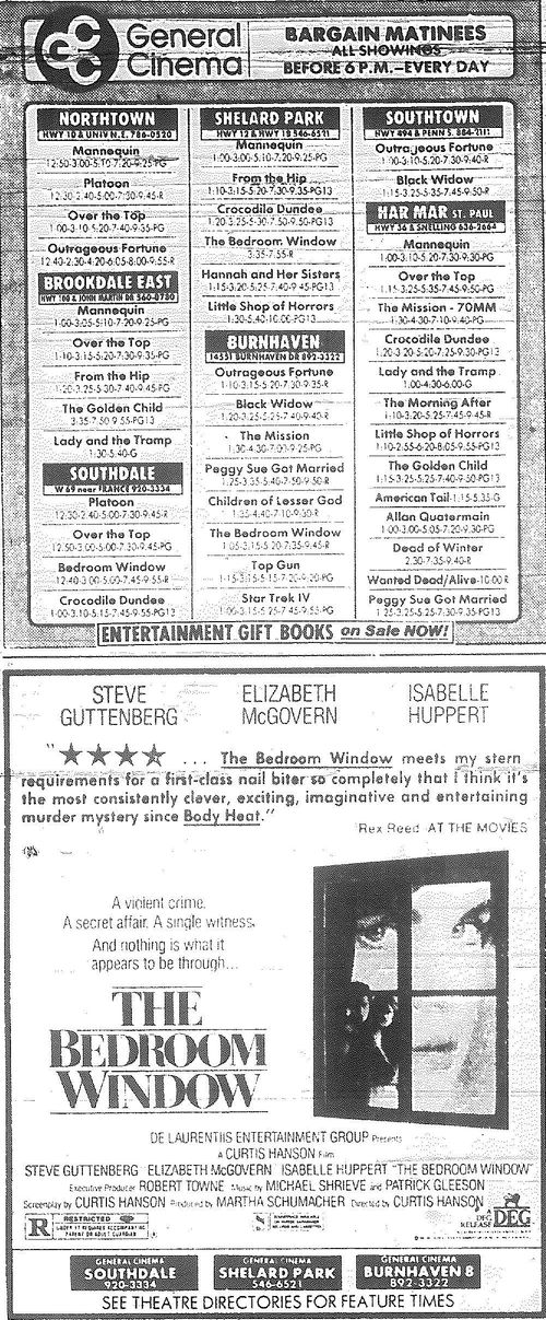 Minnesota Movie Ads 1987 5