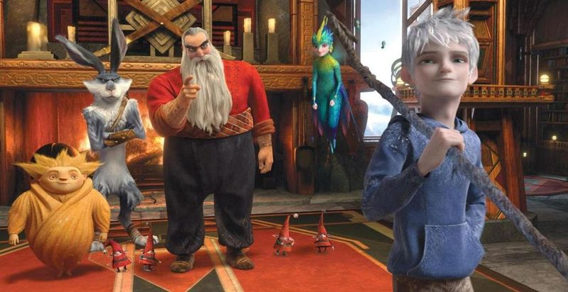 RISE OF THE GUARDIANS Elves