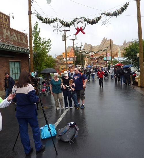 Cars Land Disney California Adventure 31