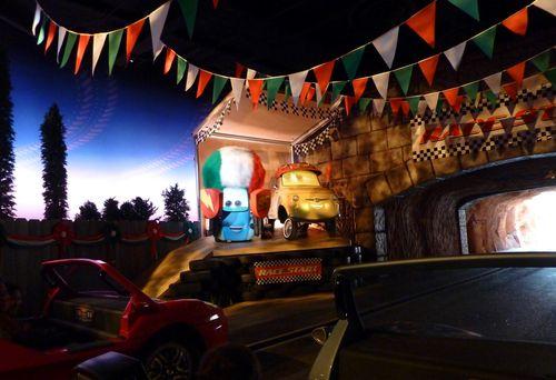 Cars Land Disney California Adventure 74
