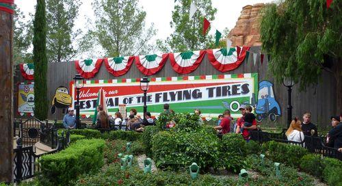 Cars Land Disney California Adventure 44