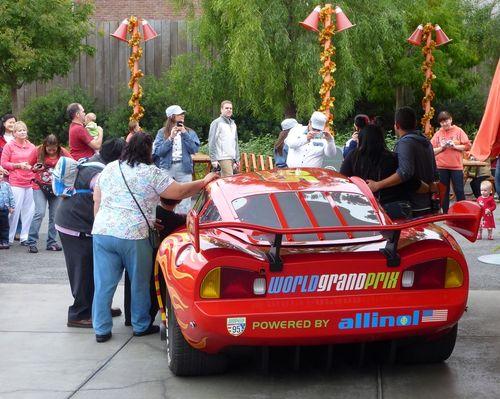 Cars Land Disney California Adventure 57