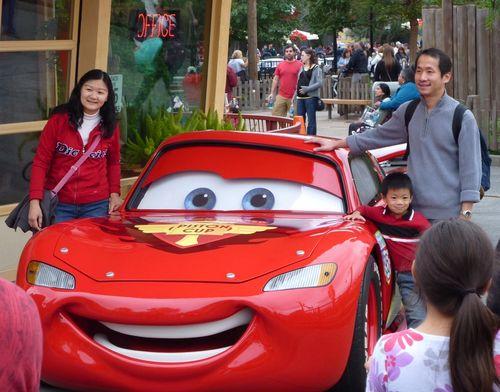 Cars Land Disney California Adventure 62
