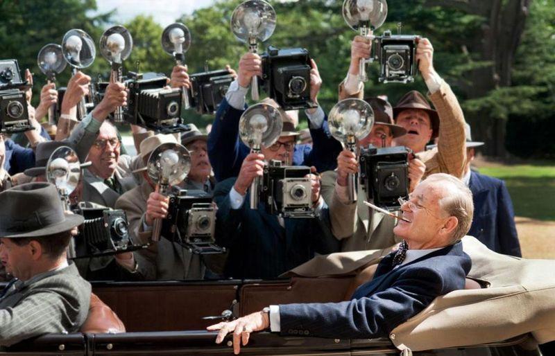 HYDE PARK ON HUDSON Bill Murray